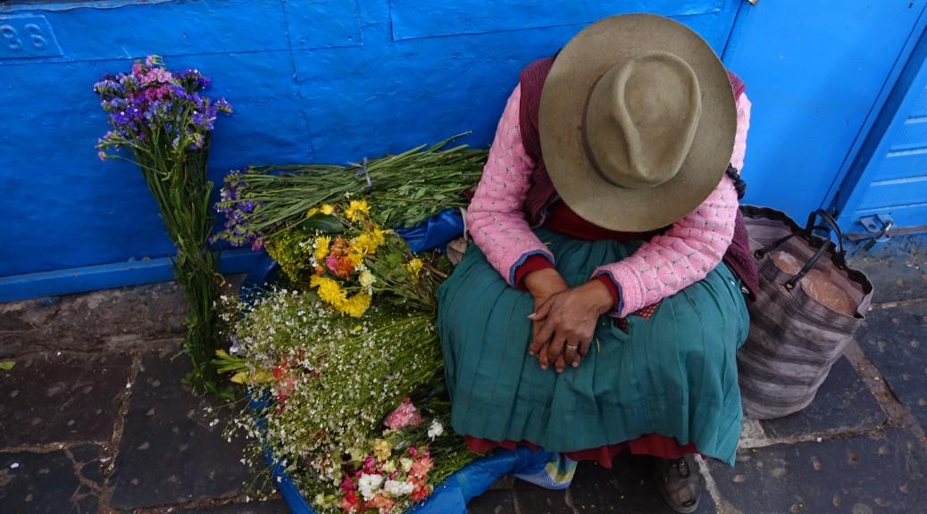 San Pedro Market - Cuzco